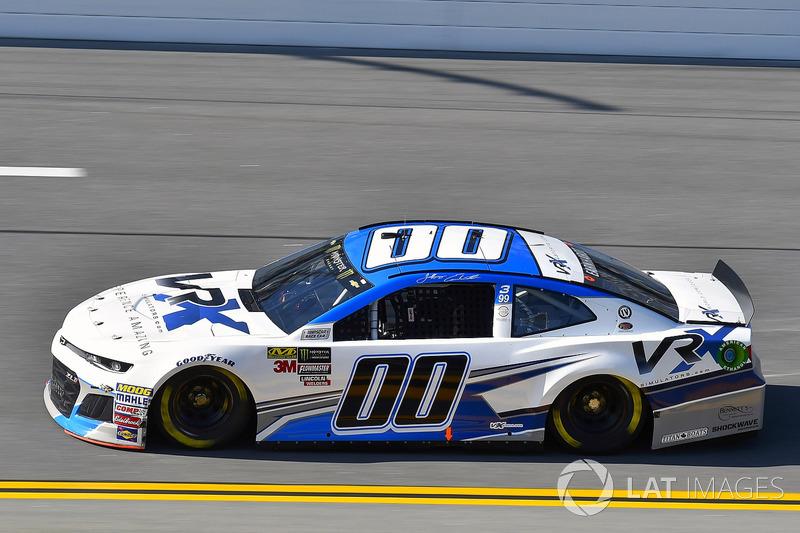 27. Джефрі Ернхардт, No. 00 StarCom Racing Chevrolet Camaro