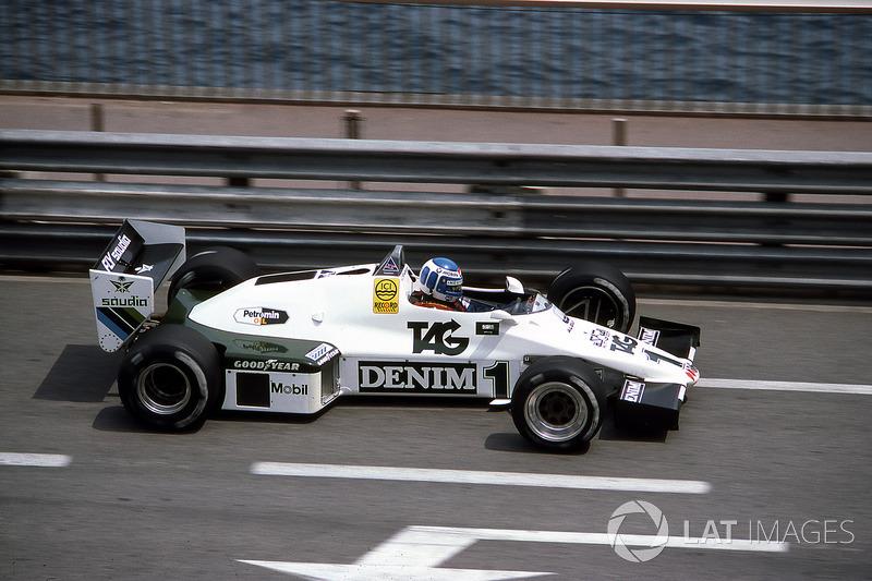 1983: Williams-Cosworth FW08C