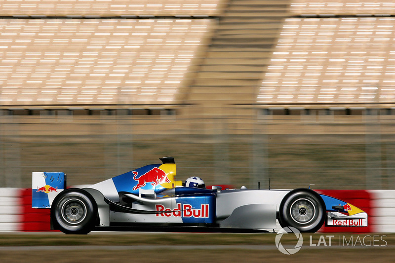 David Coulthard, Red Bull Racing RB01