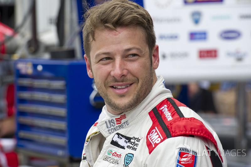 Bestätigt für 2019: Marco Andretti (USA)