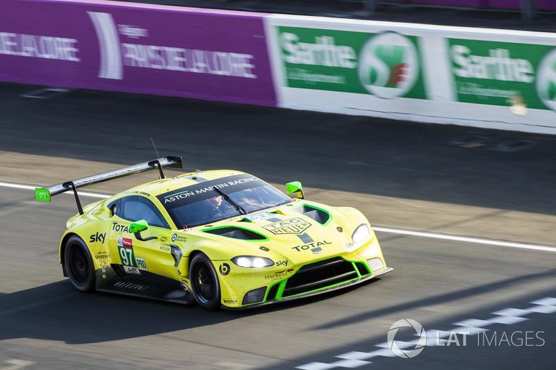 16. LMGTE-Pro: #97 Aston Martin Racing, Aston Martin Vantage AMR