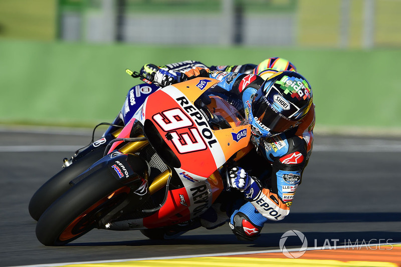 Alex Márquez, Repsol Honda Team, Valentino Rossi, Yamaha Factory Racing
