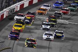 Kyle Busch, Joe Gibbs Racing, Toyota Camry M&M's Flavor Vote