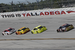 Paul Menard, Wood Brothers Racing, Ford Fusion Motorcraft / Quick Lane Tire & Auto Center Joey Logano, Team Penske, Ford Fusion Shell Pennzoil Ryan Blaney, Team Penske, Ford Fusion Menards/Richmond Kevin Harvick, Stewart-Haas Racing, Ford Fusion Busch Beer
