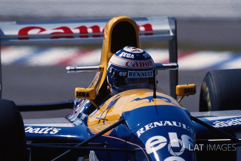 На Гран При Германии-1993 Ален Прост одержал последнюю победу в своей карьере в Формуле 1