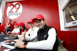 #82 Risi Competizione Ferrari 488 GT3: Miguel Molina