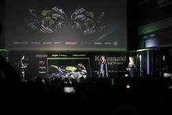 Kawasaki ZX-10RR launch