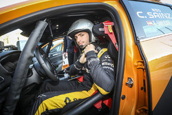 Carlos Sainz Jr., Renault Megane RS VIP car