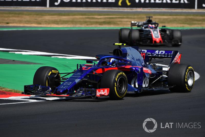 P13: Pierre Gasly, Scuderia Toro Rosso STR13