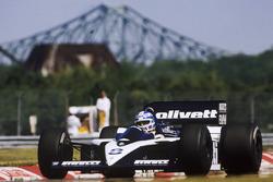 Дерек Уорик, Brabham BT55-BMW