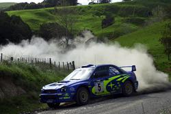 Richard Burns, Robert Reid, Subaru Impreza WRC