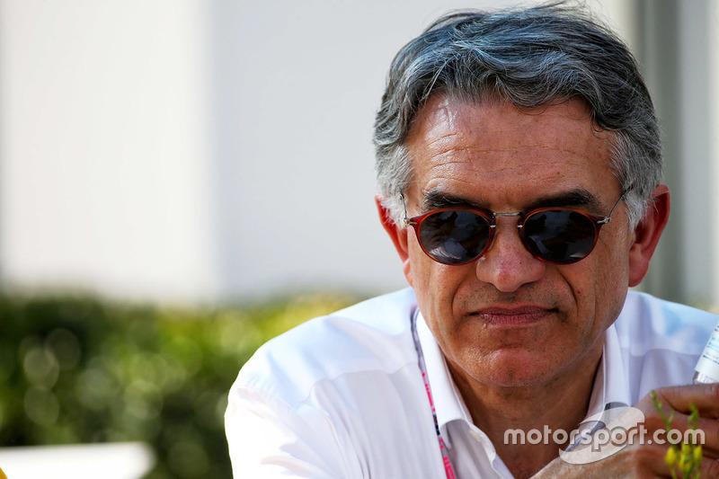 Patrice Ratti, director general de Renault Competición