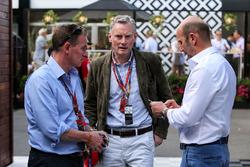 Sean Bratches, Fórmula 1 gestión comercial Director operaciones