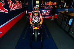 La moto de Nicky Hayden, Honda World Superbike Team