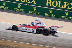 Mika Häkkinen fährt einen klassichen McLaren