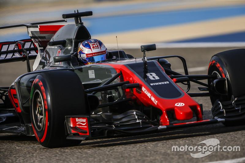 9: Ромен Грожан, Haas F1 VF-17