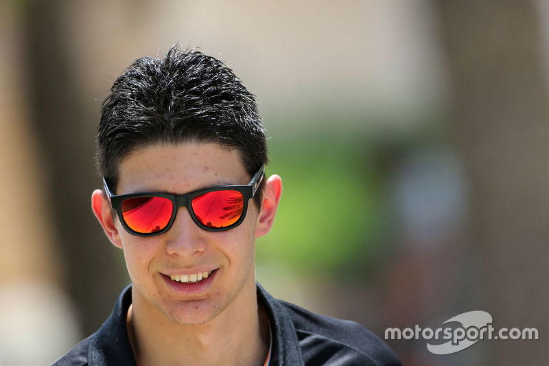 Esteban Ocon, Force India