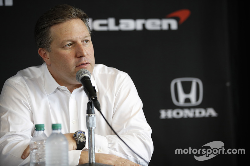 15. Zak Brown