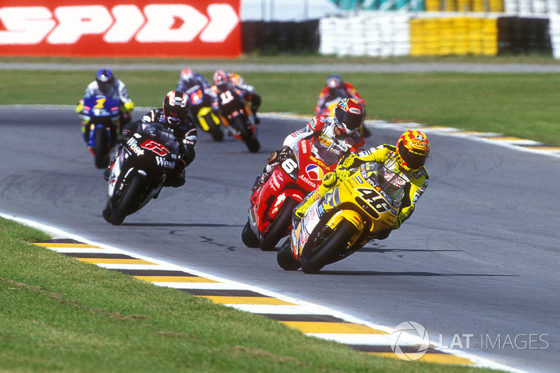 #4 GP500cc Afrika Selatan 2001