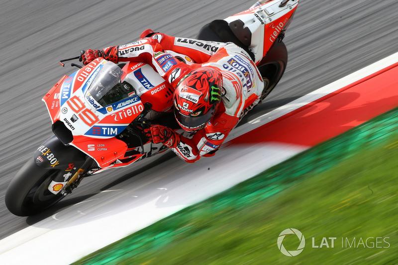 3. Jorge Lorenzo, Ducati Team
