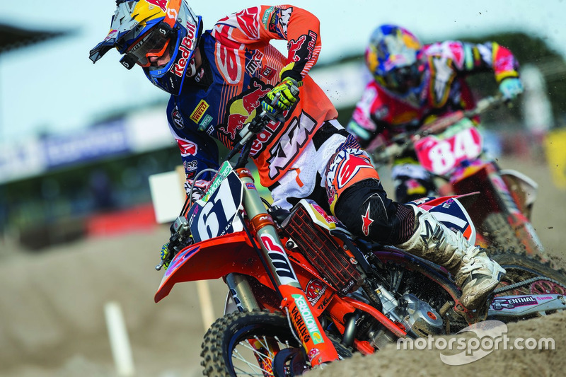Jorge Prado, Jeffrey Herlings, KTM Factory Racing