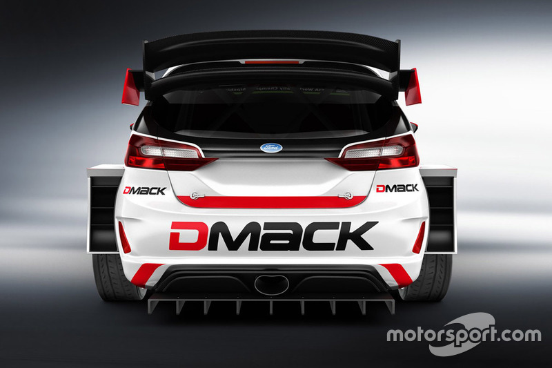 DMACK Team livery unveil