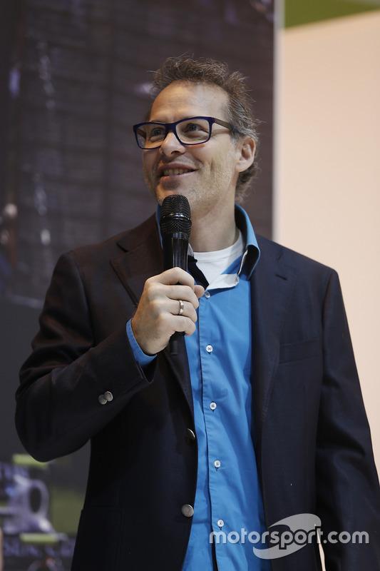 Jacques Villeneuve bei F1 Racing