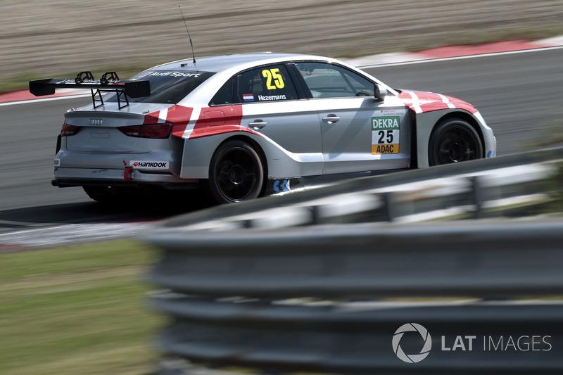 Loris Hezemans, Aust Motorsport, Audi RS3 LMS