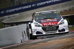 Sébastien Loeb, Team Peugeot-Hansen, Peugeot 208 WRX