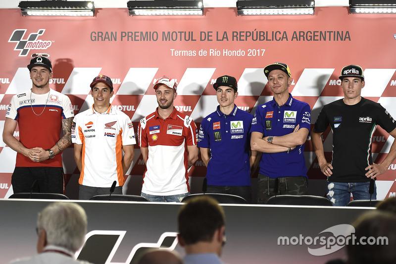 Scott Redding, Pramac Racing, Marc Marquez, Repsol Honda Team, Andrea Dovizioso, Ducati Team, Maveri