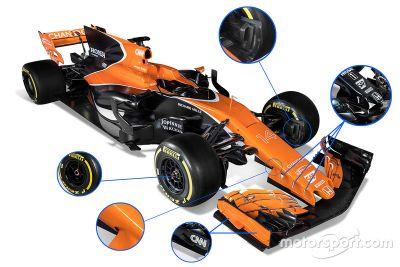 McLaren MCL32 launch