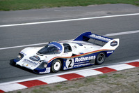 Derek Bell, Stefan Bellof, Porsche 956