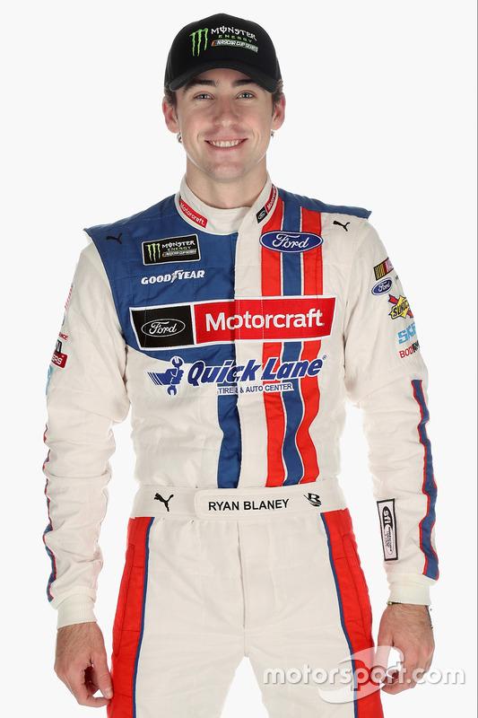 Ryan Blaney, Wood Brothers Racing