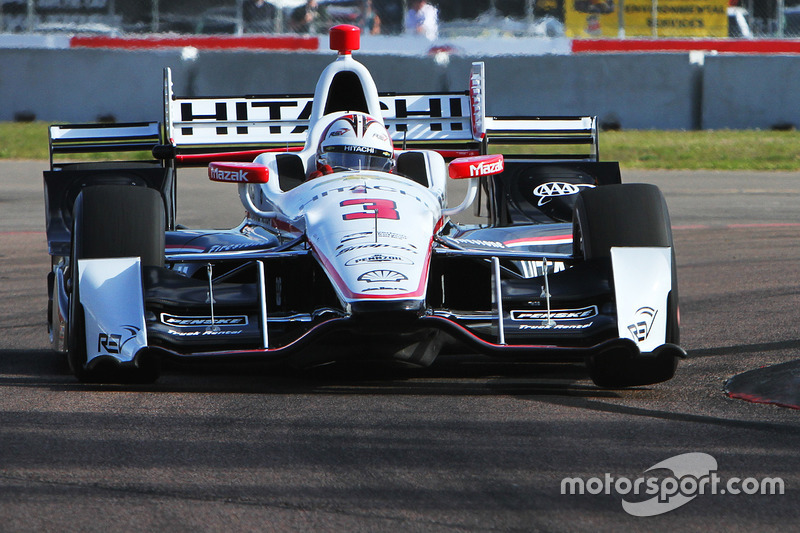 #3: Helio Castroneves (Penske-Chevrolet)
