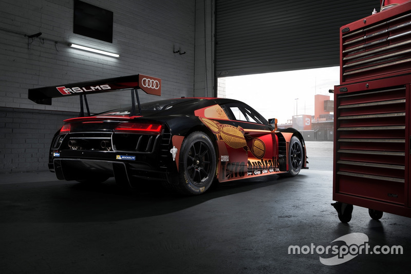 Audi Team Phoenix Bathust 12 Hours livery