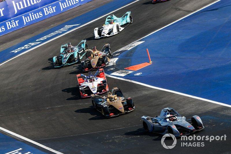 Edoardo Mortara, Venturi Formula E, Venturi VFE05 Andre Lotterer, DS TECHEETAH, DS E-Tense FE19, Jérome d'Ambrosio, Mahindra Racing, M5 Electro