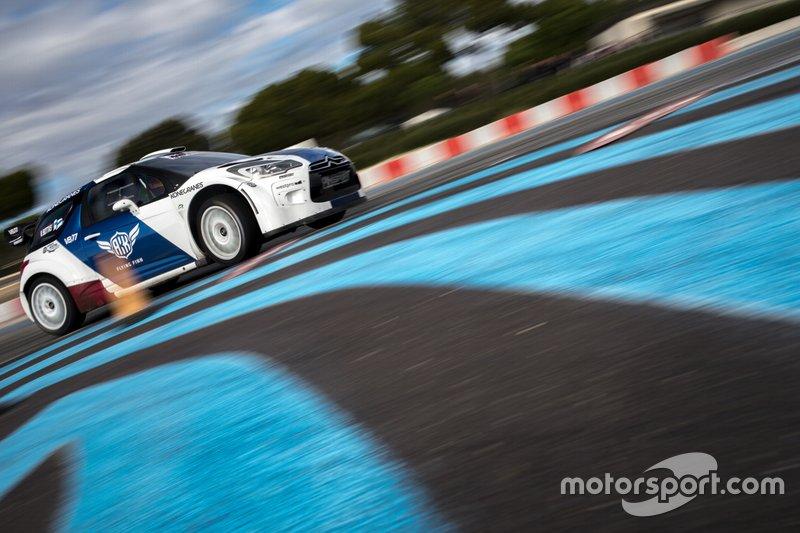 Valtteri Bottas test al Paul Ricard