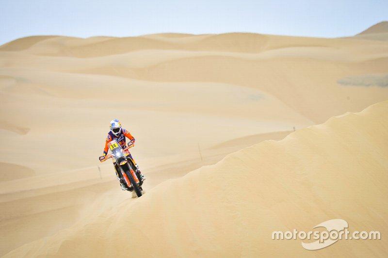 #14 KTM Factory Team: Сем Сандерленд
