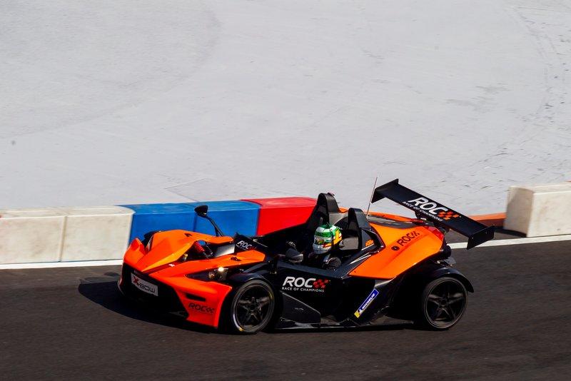 Andy Priaulx, KTM X-Bow Comp R