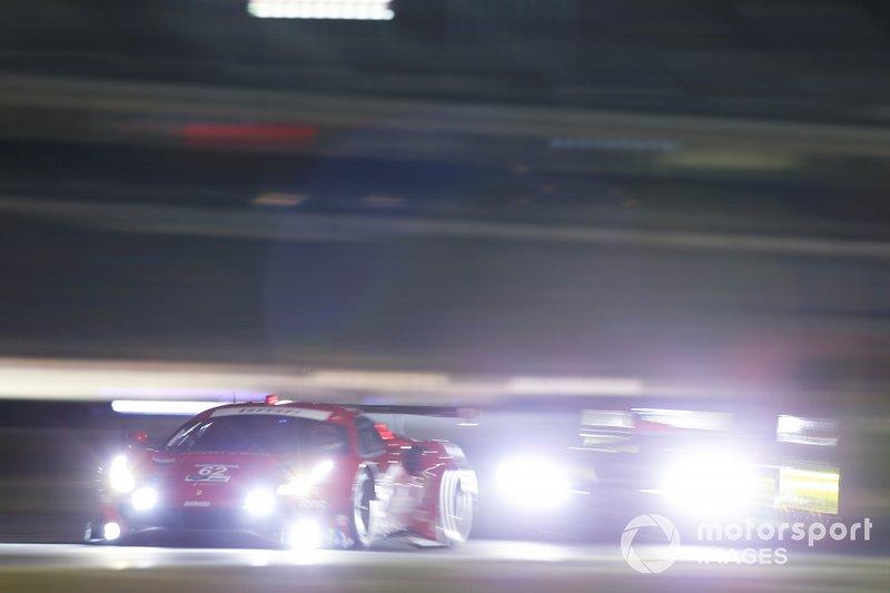 Давиде Ригон, Мигель Молина, Risi Competizione, Ferrari 488 GTE (№62)