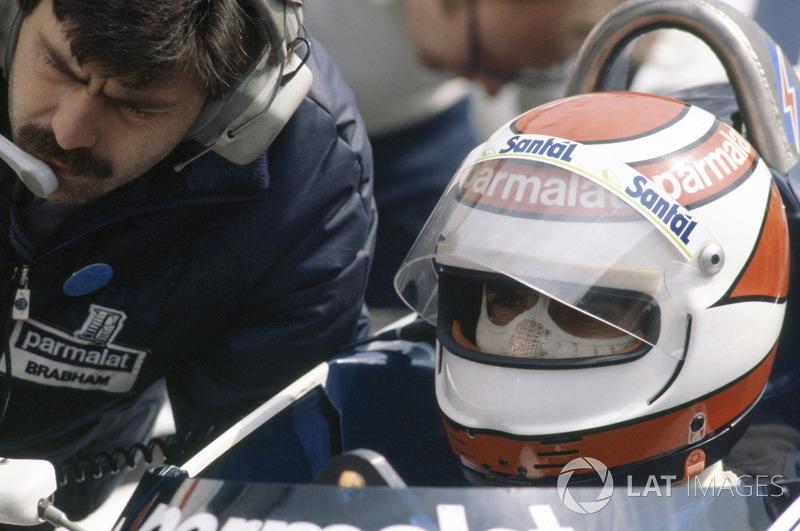 Nelson Piquet vs Eliseo Salazar