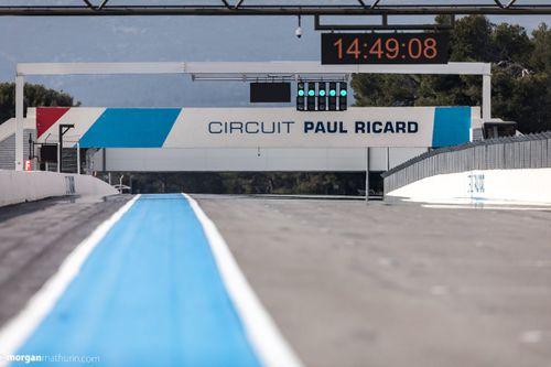 Paul Ricard güncellemesi