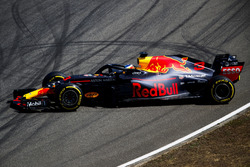 Daniel Ricciardo, Red Bull Racing RB14, spint