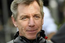 Tim Goss, McLaren Teknik Patronu