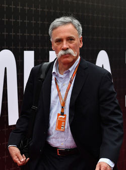 Chase Carey, CEO de Formula One Group