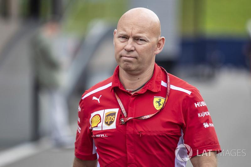 Mark Arnall, Trainer