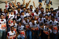 Oficiales para el Gran Premio de Bahrein
