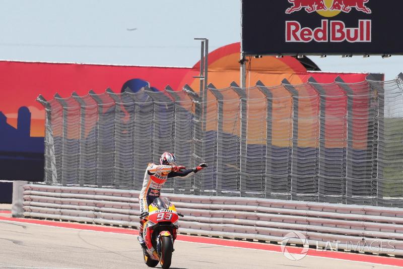 Juara: Marc Marquez, Repsol Honda Team