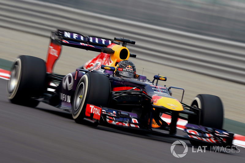 El Red Bull RB9 de 2013: 'Hungry Heidi' (La hambrienta Heidi)