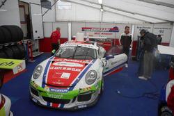 Porsche Carrera GT3 Cup di Enrico Fulgenzi, Ghinzani Arco Motorsport